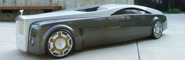 Rolls royce apparition by jeremy westerlund therichest for Rolls royce motor cars dallas