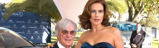 Bernie and Slavica Ecclestone Divorce