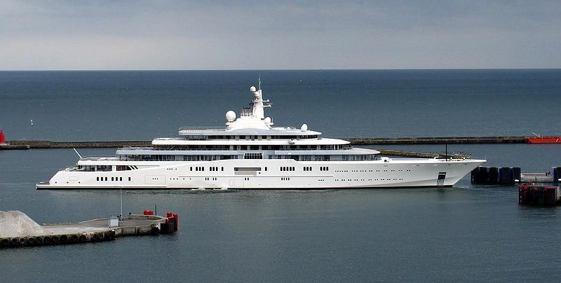 World's Most Expensive Yacht