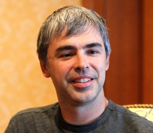 Larry Page Net Worth