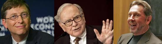 Richest People in America 2012 – Forbes 400