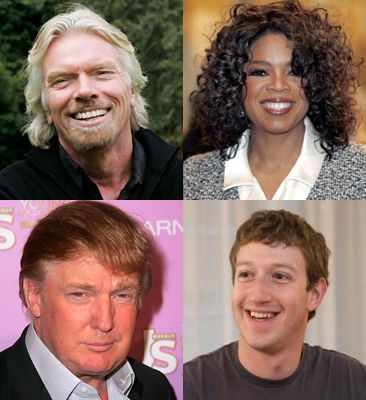 Forbes Richest Celebrities