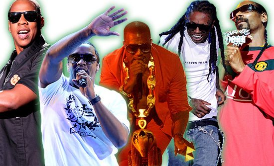 Hip-Hop Cash Kings 2011- Forbes Hip-Hop's Top 20 Earners