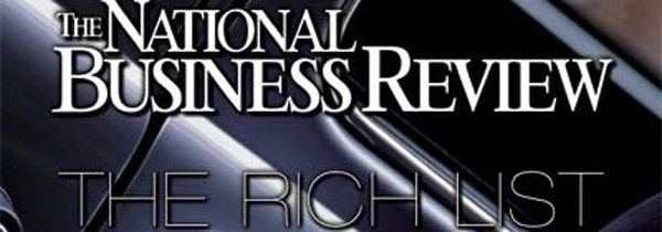 NBR Rich List 2011: Richest People In New Zealand