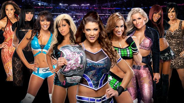 The Top 10 Female Wrestlers in the WWE