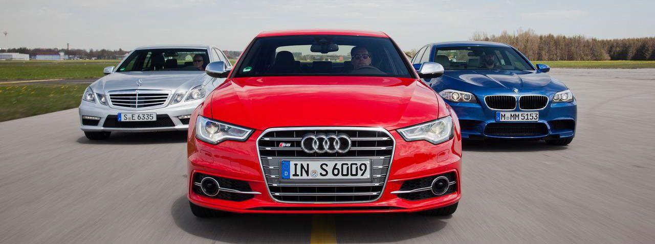 Mercedes Benz - BMW and Audi: The German Car Trinity ...