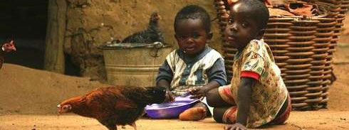 The 20 Poorest Countries in the World in 2013