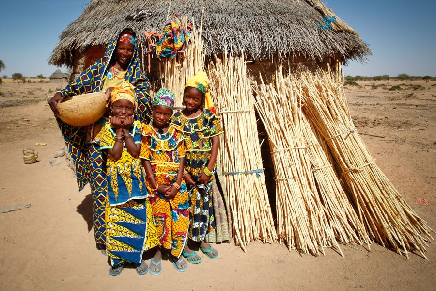 9. Niger: Annual Income $771