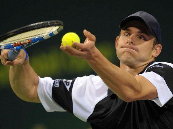 8. Andy Roddick - Tennis / Leporiphobia / Career Earnings: $30 Million