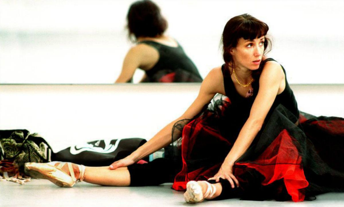 4.  Sylvie Guillem - $850,000 + per year