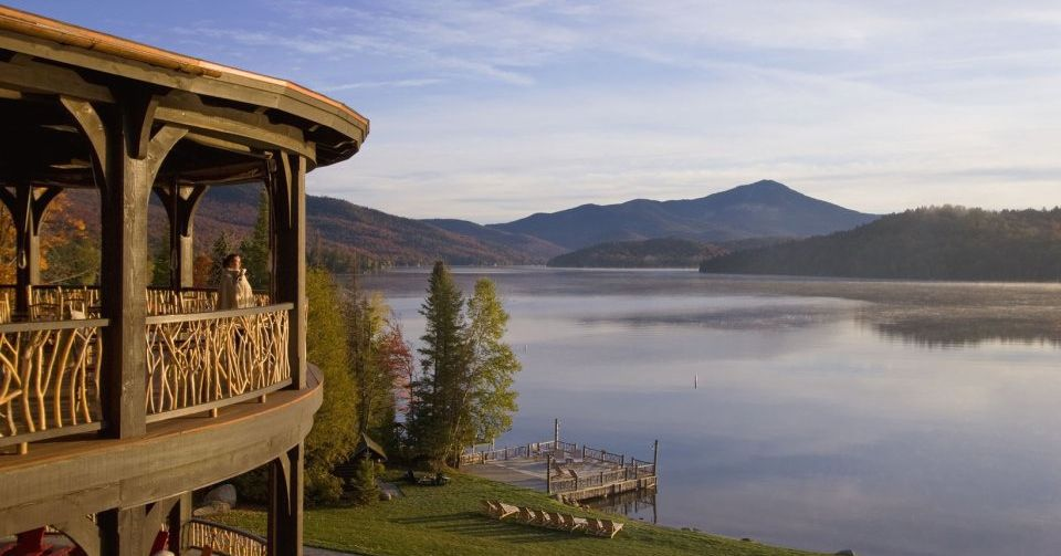 The 10 Most Luxurious Lake Resorts In The United States