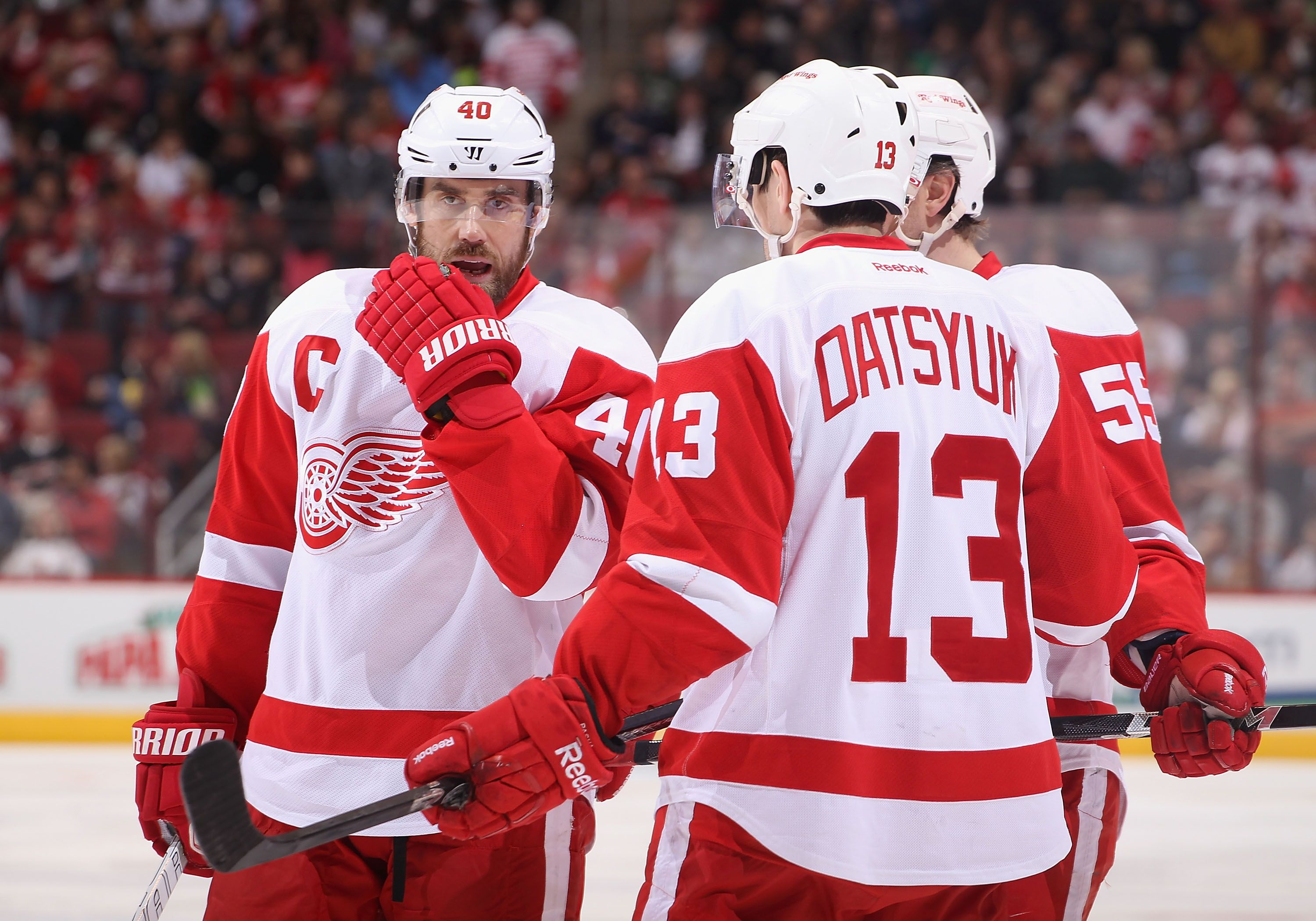 3. Detroit Red Wings - $36,368,712 Going to Sochi