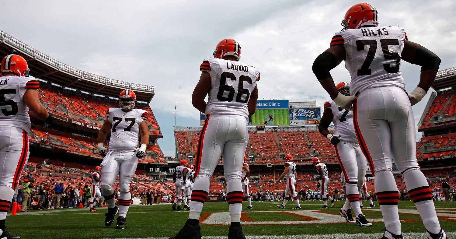 Top 10 Highest-Paid Cleveland Browns Players in 2013