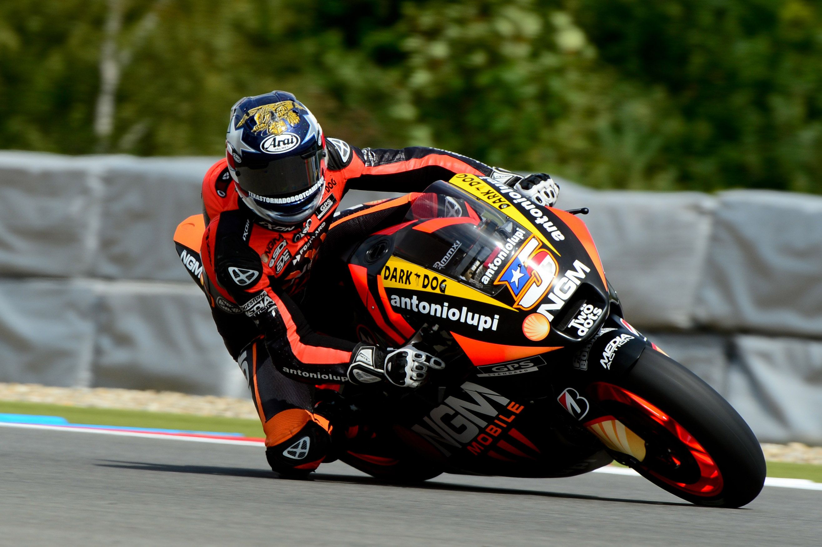 Motorcycle Racing: MotoGP-Czech Republic Grand Prix-Practice 2