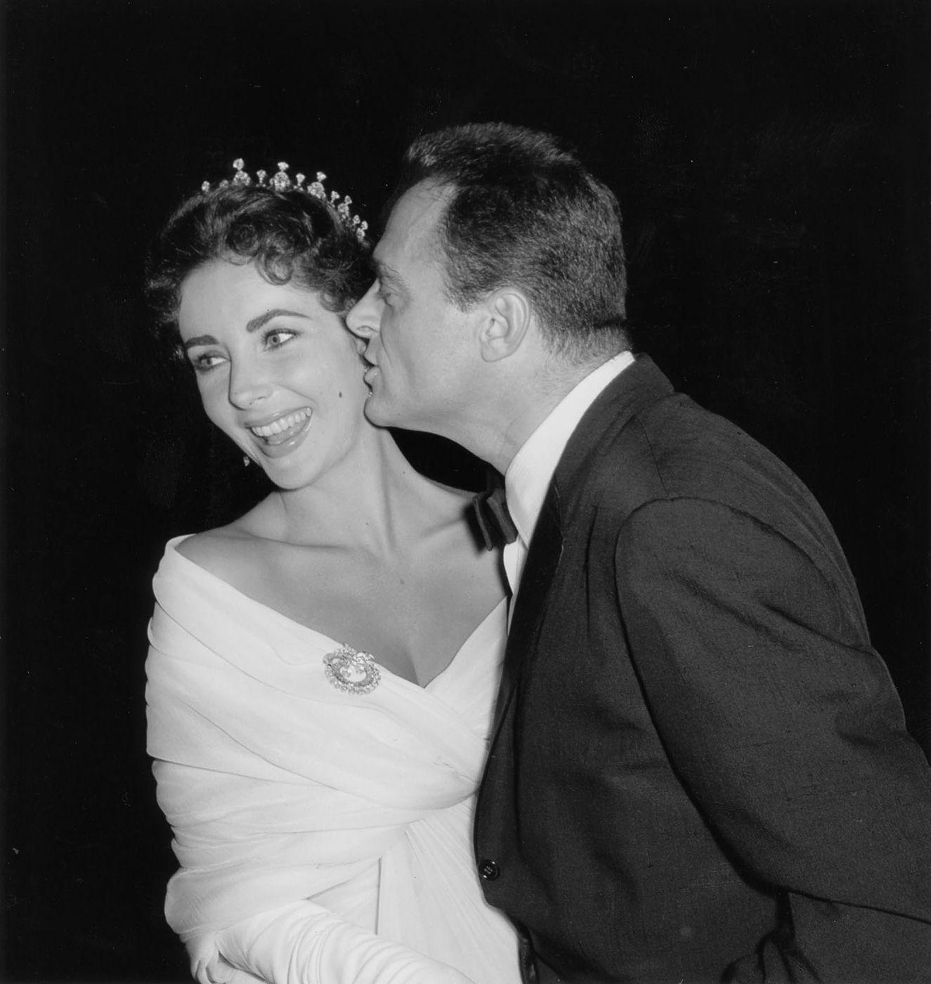 9. Mike Todd & Elizabeth Taylor