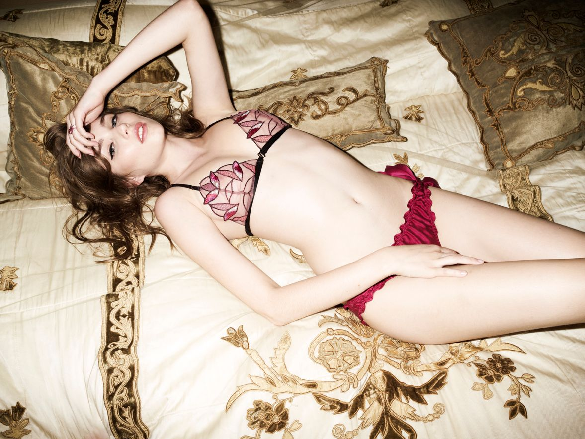 10 Expensive Lingerie Brands For The Rich