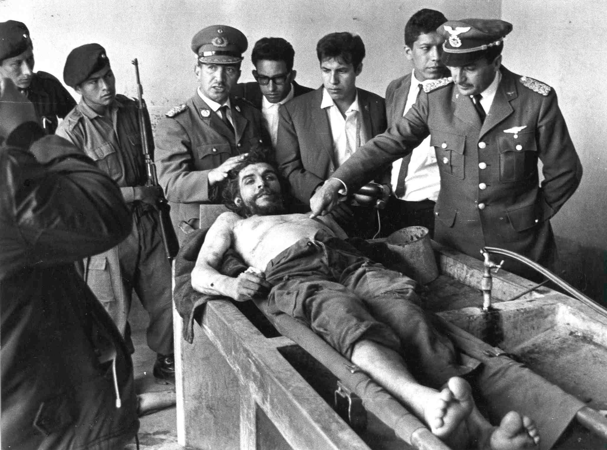 The Corpse of Che Guevara - Freddy Alborta