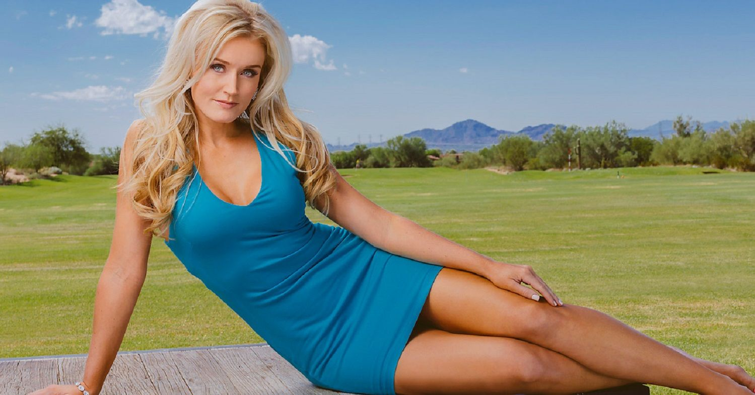 Top 10 Sexiest Female Golfers