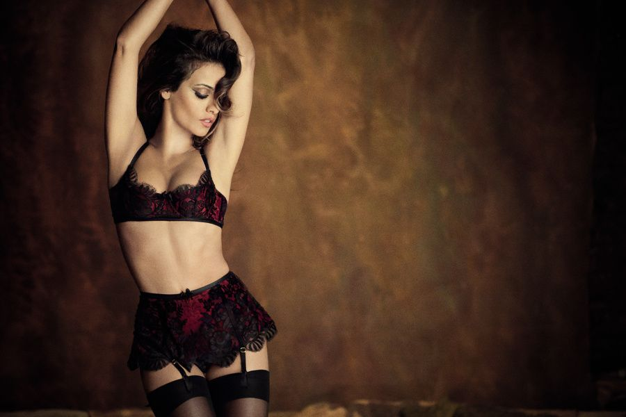 e4df902cf53 Luxurious Lingerie For The Rich