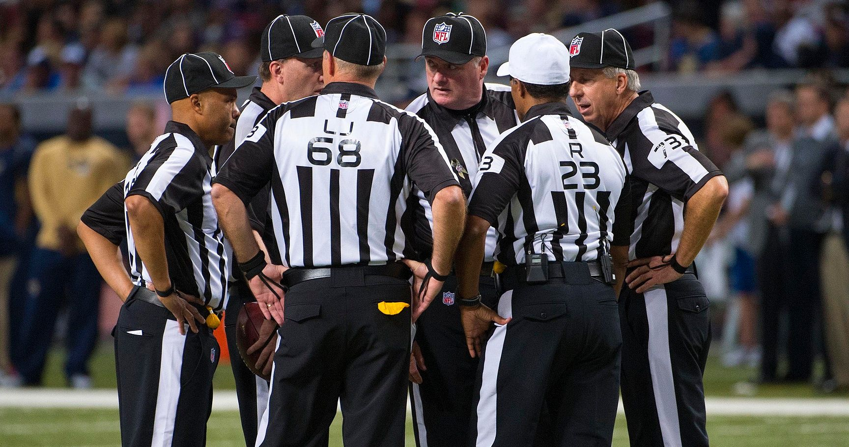 oldest nfl coach salary of nfl referees