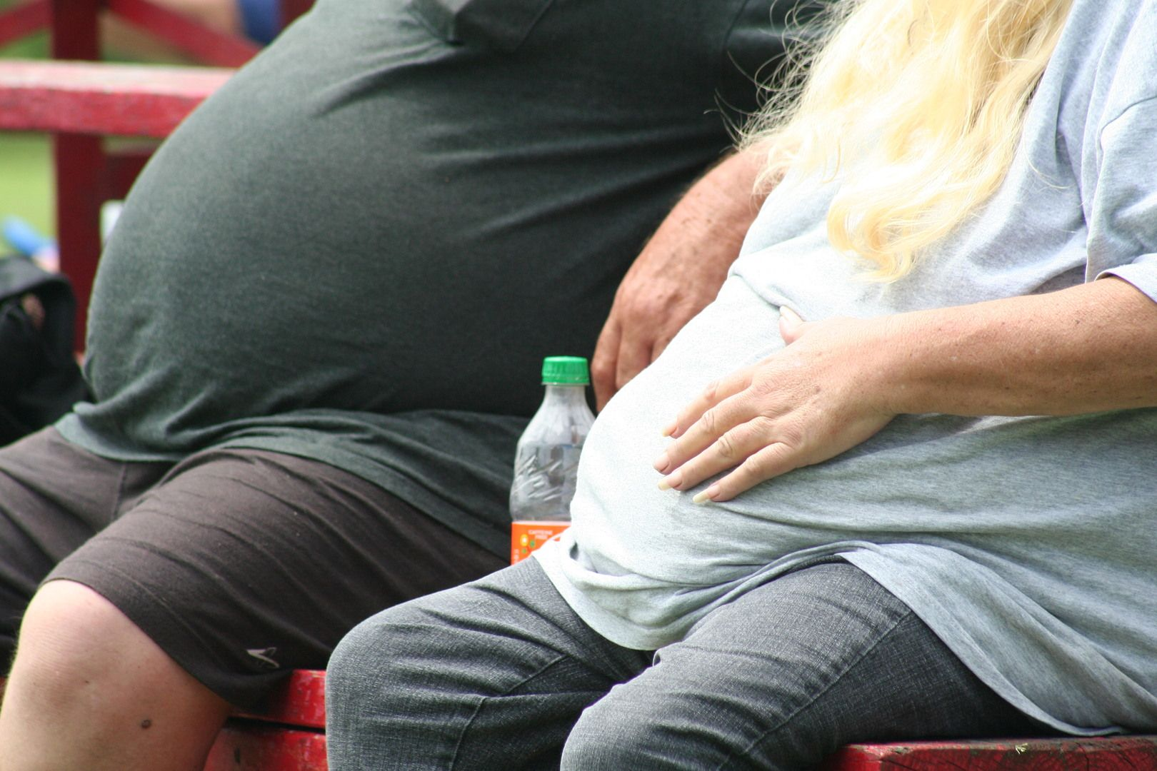 5 of the World's Most Overweight Countries