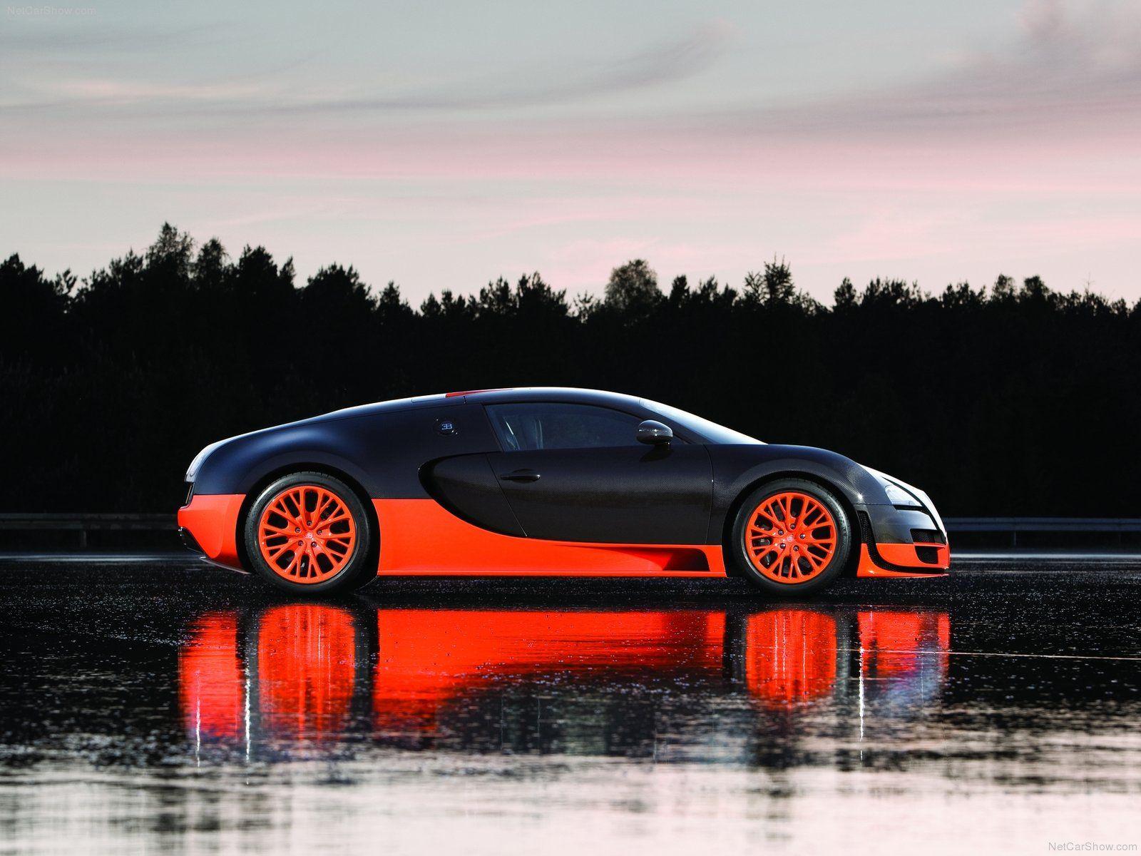 Top Ten Alternatives To The Bugatti Veyron Therichest