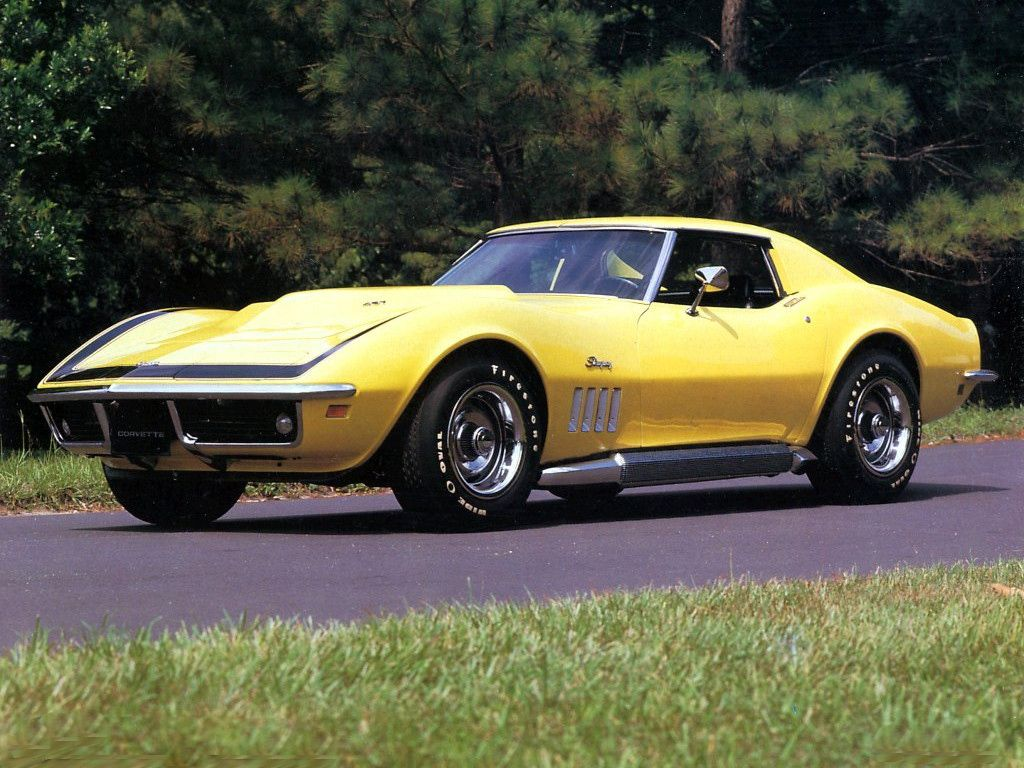 1969 ZL1 Corvette Stingray