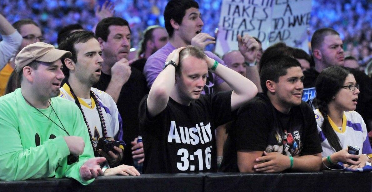10 Off-Air WWE Moments You Weren't Supposed To See