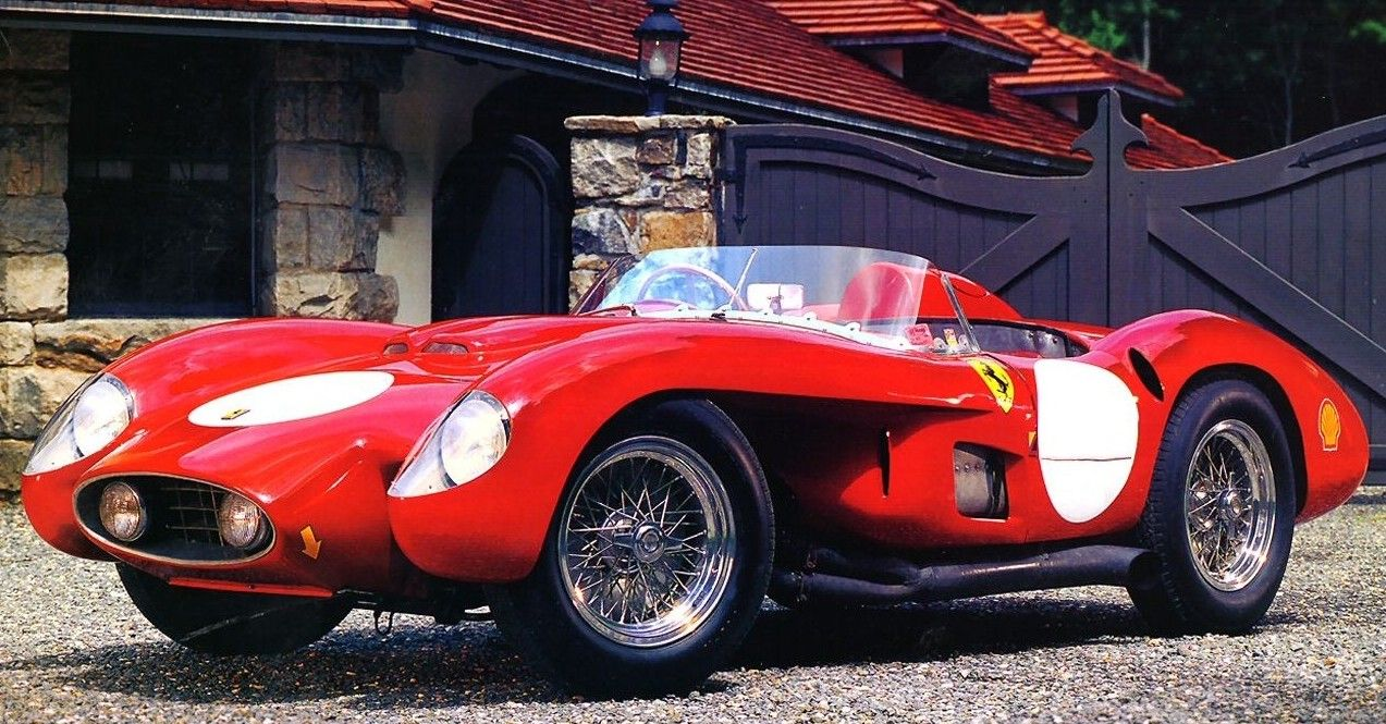 10 Of The Rarest And Most Expensive Vintage Ferraris