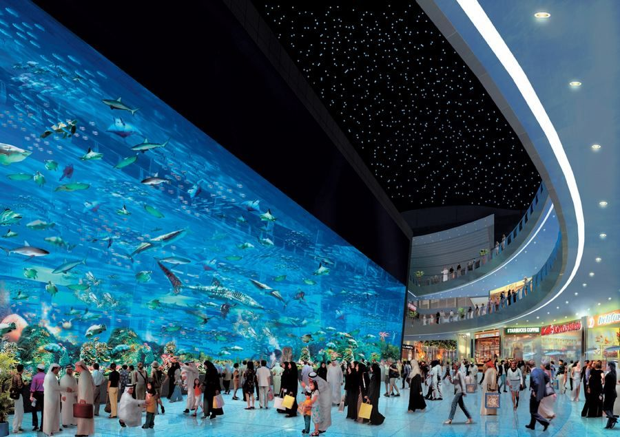 10 Of The Most Luxurious Malls In The World