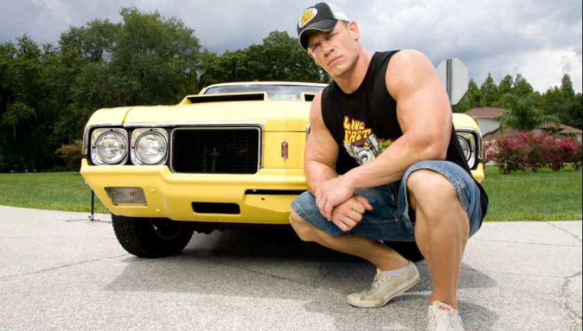 10 WWE Wrestlers With The Most Impressive Cars
