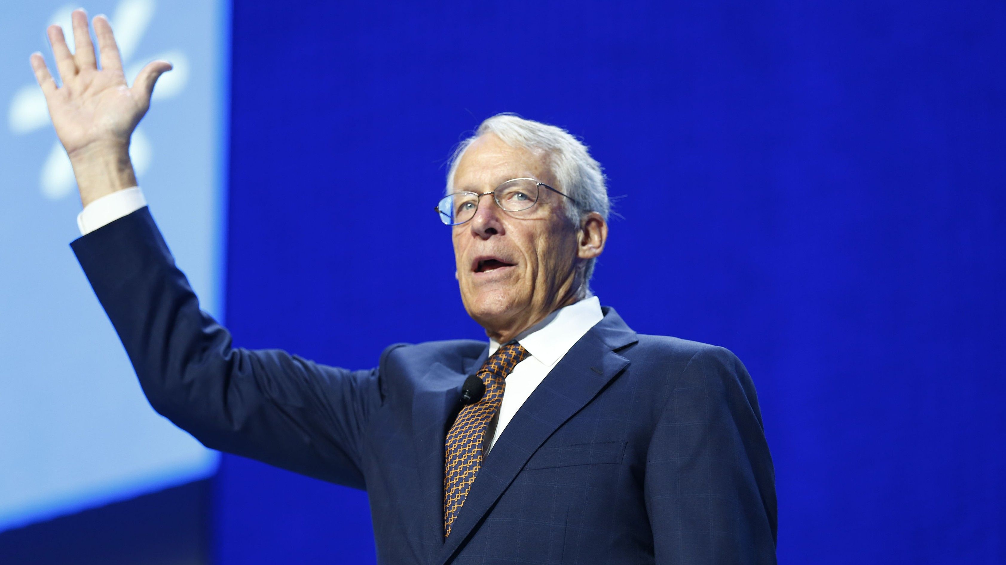The 10 Richest Americans In 2014