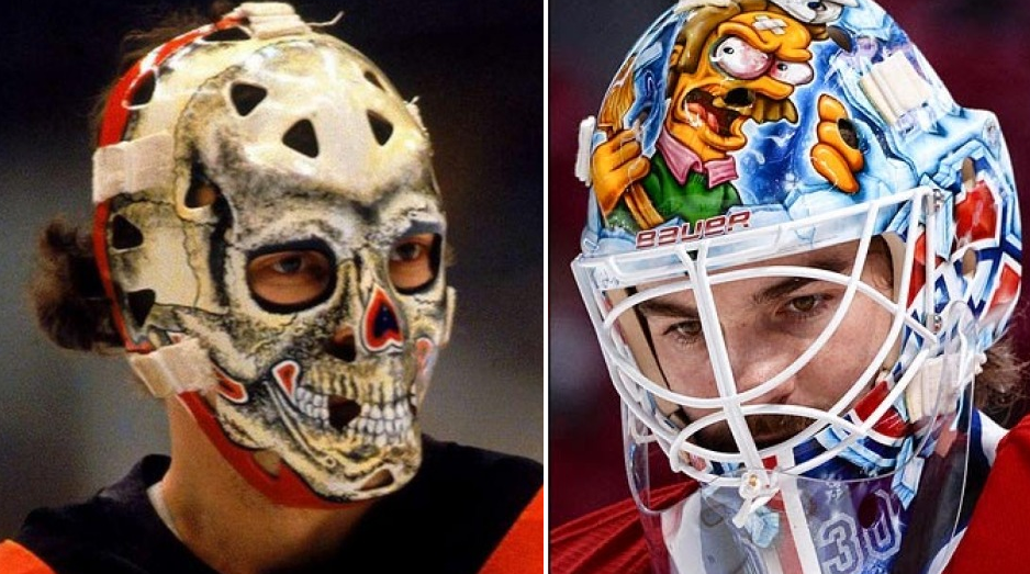 15 Of The Most Incredible Goalie Masks Of All Time Therichest