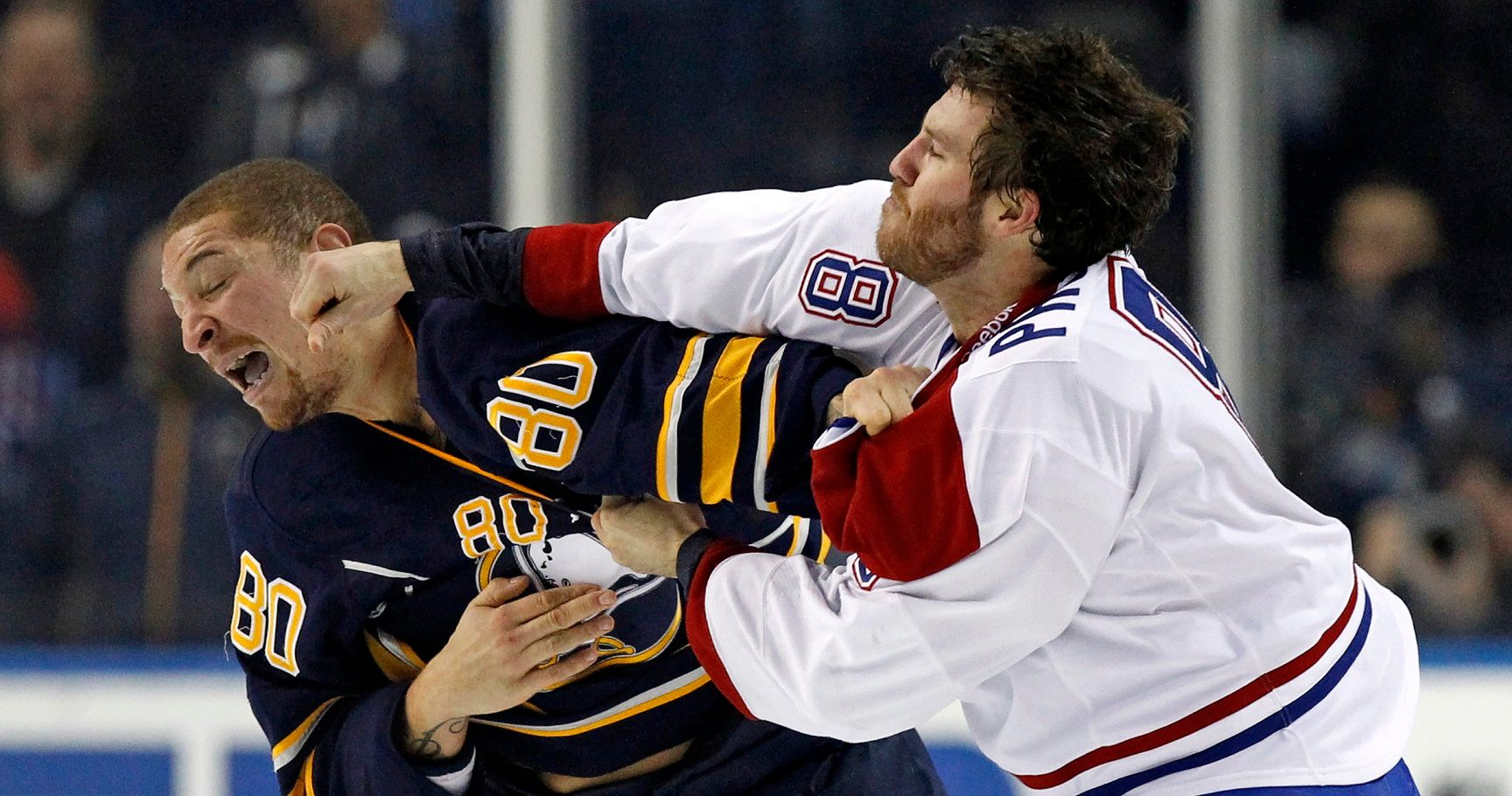 The 10 Most Dangerous Fighters In The NHL
