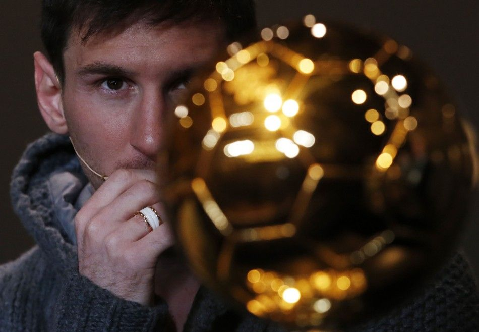 10 Facts You Didn't Know About Lionel Messi