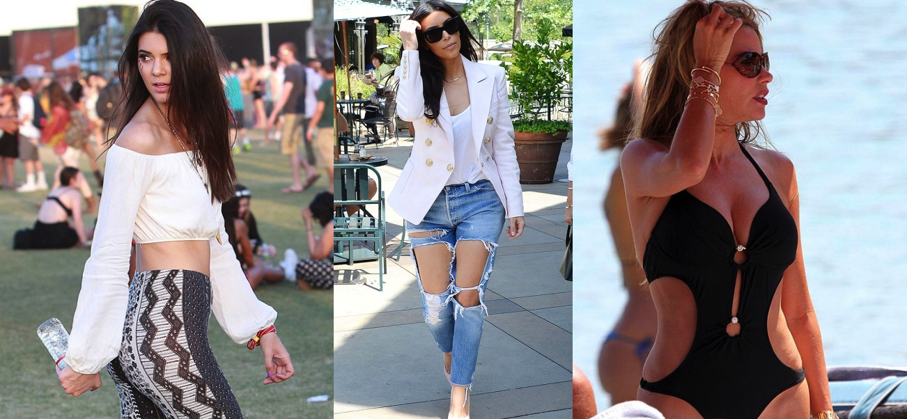 12 Of The Most Memorable Celeb Fashion Trends Of 2014