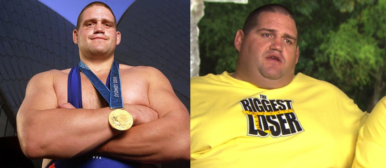 10 Athletes Who Let Themselves Go The Most After Their Careers