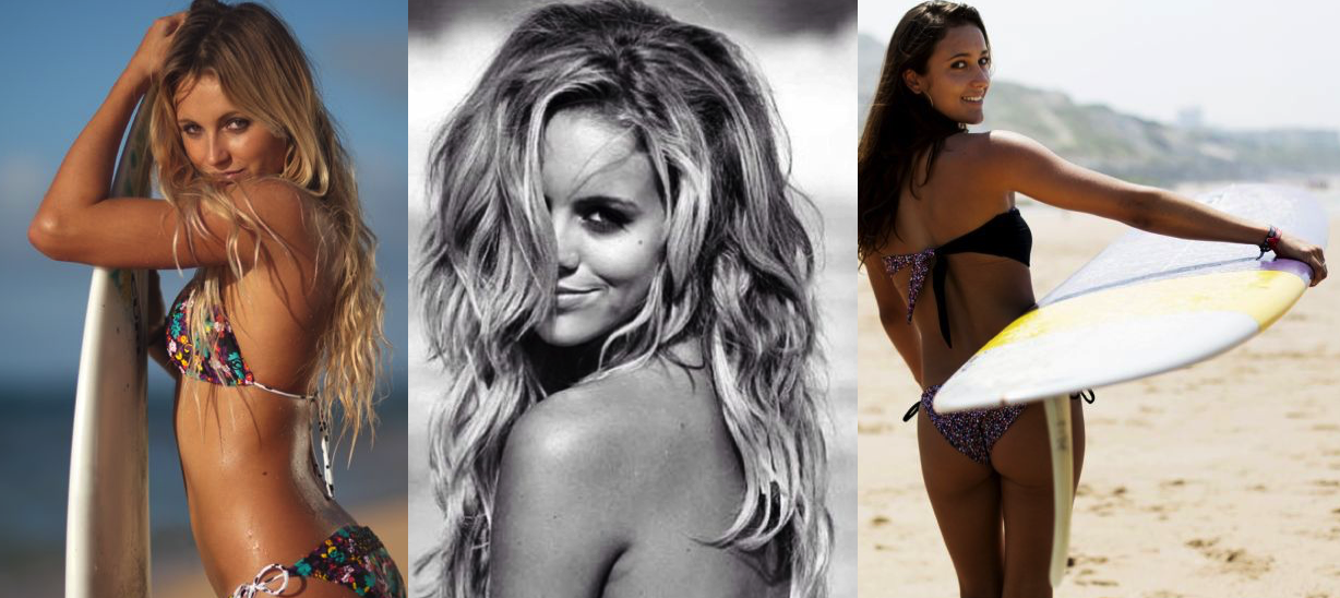 10 Of The Sexiest Girls In Pro Surfing