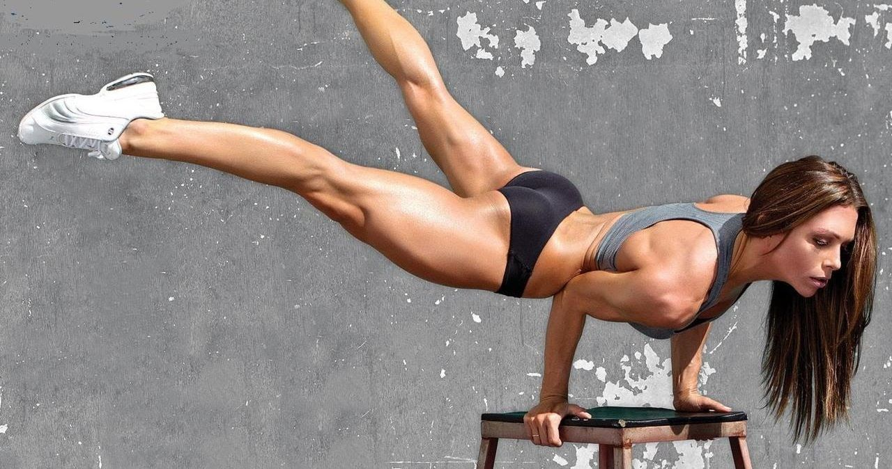 The 15 Hottest Female Bodybuilders