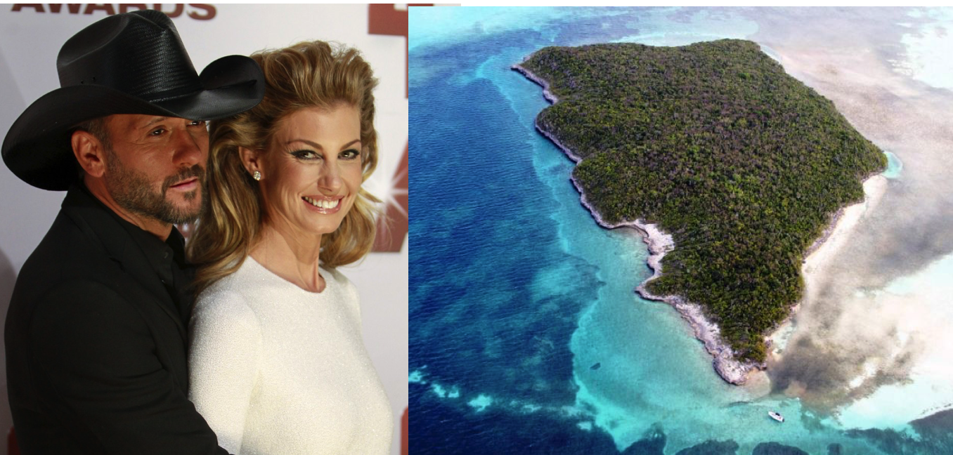 12 Crazy Beautiful Private Islands Owned By Celebs