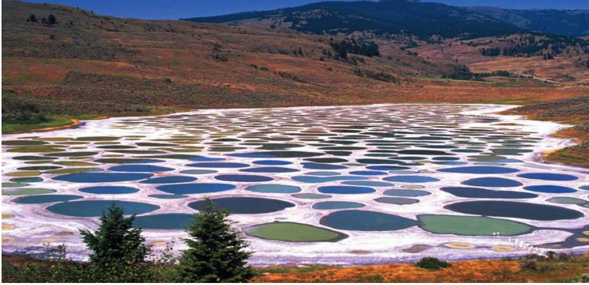 12 Of The Most Mysterious Lakes On Earth