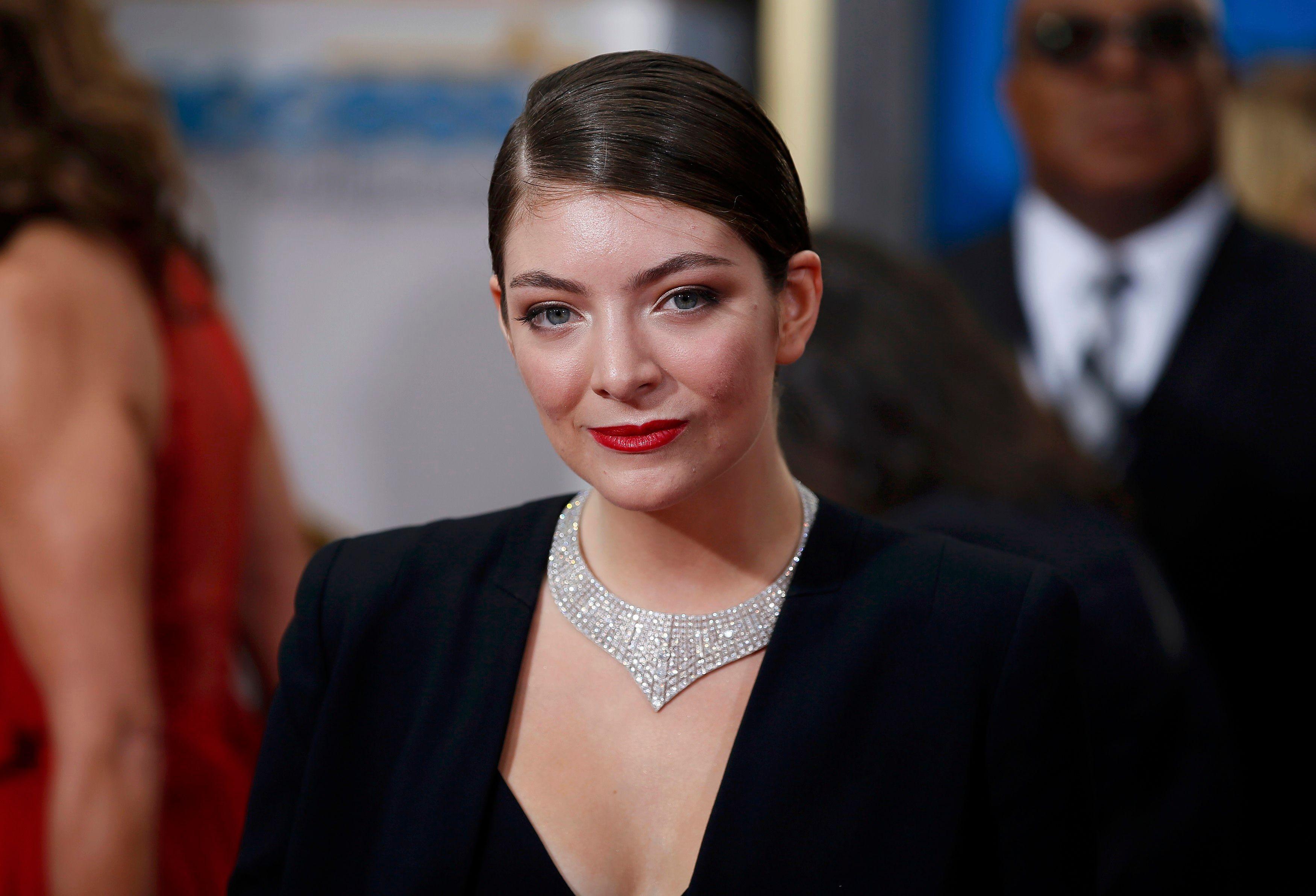 8. Lorde