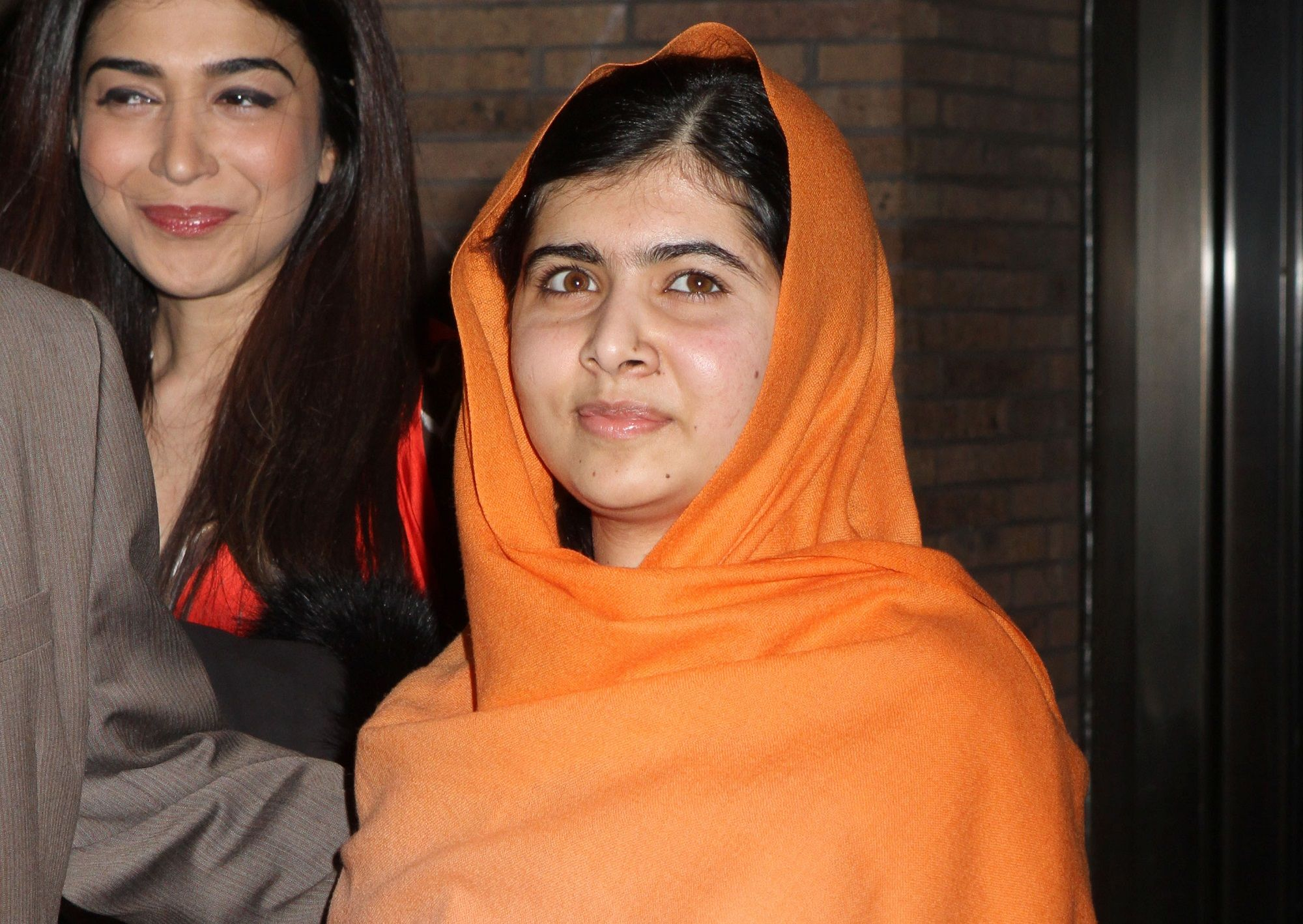 10. Malala Yousafzai