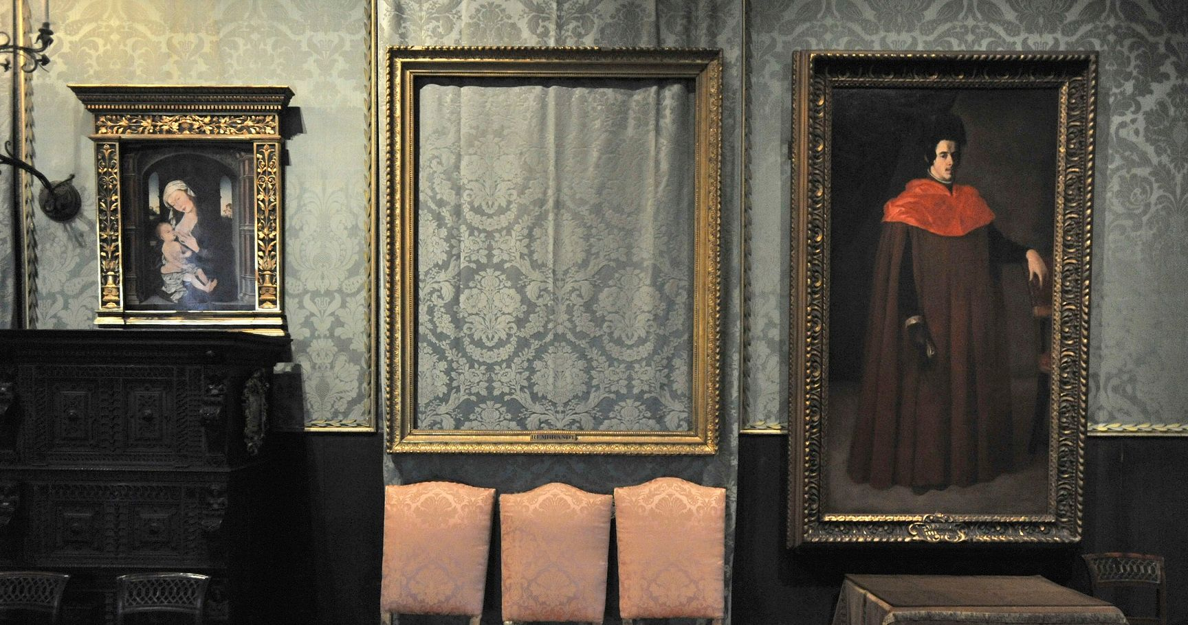 10 of the Greatest Museum Heists in History
