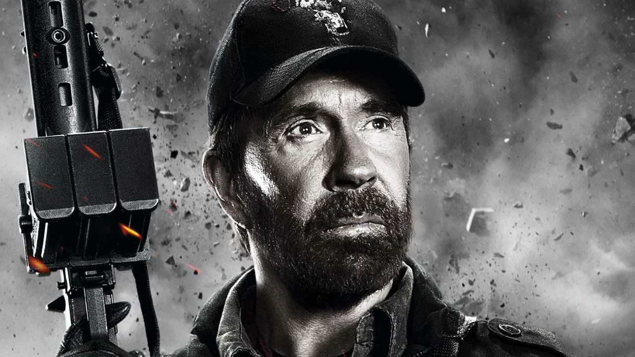 10 Things You Didn't Know About Chuck Norris