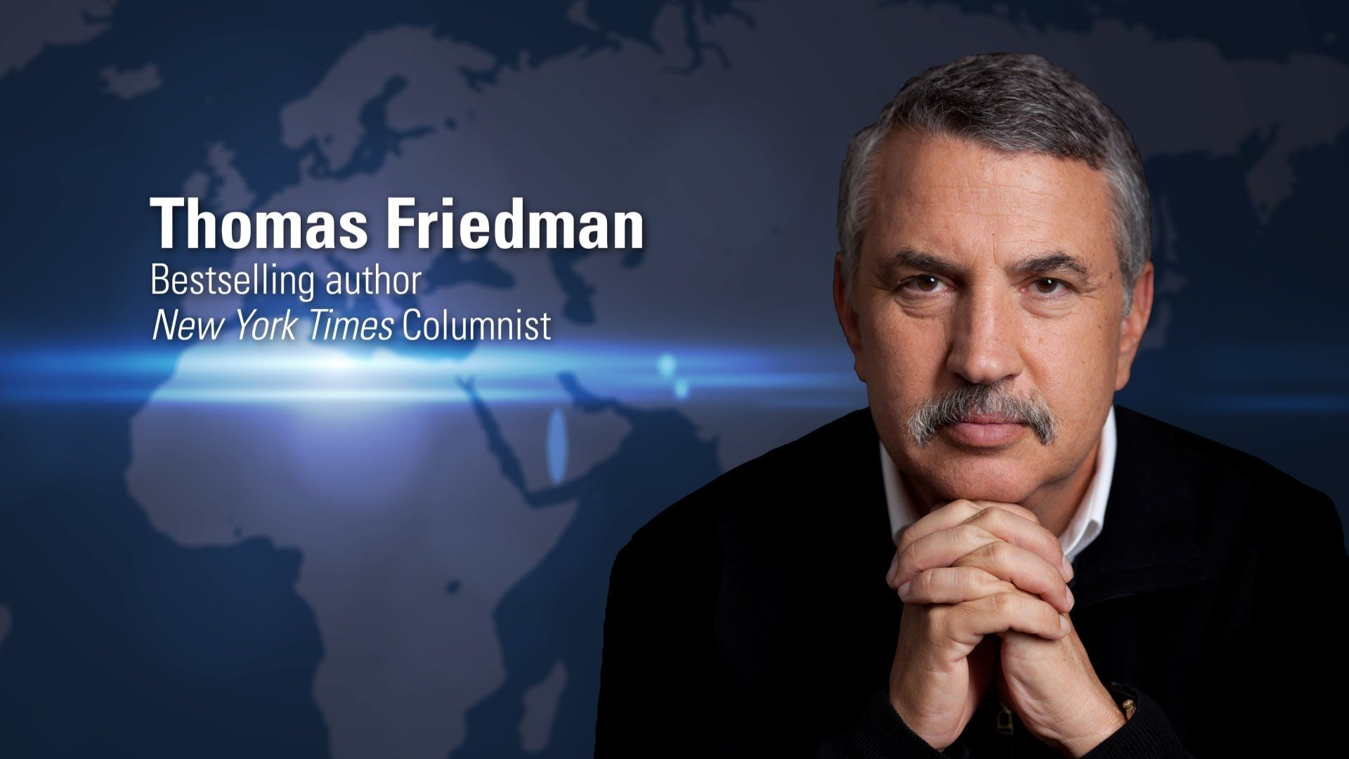 11. Thomas Friedman