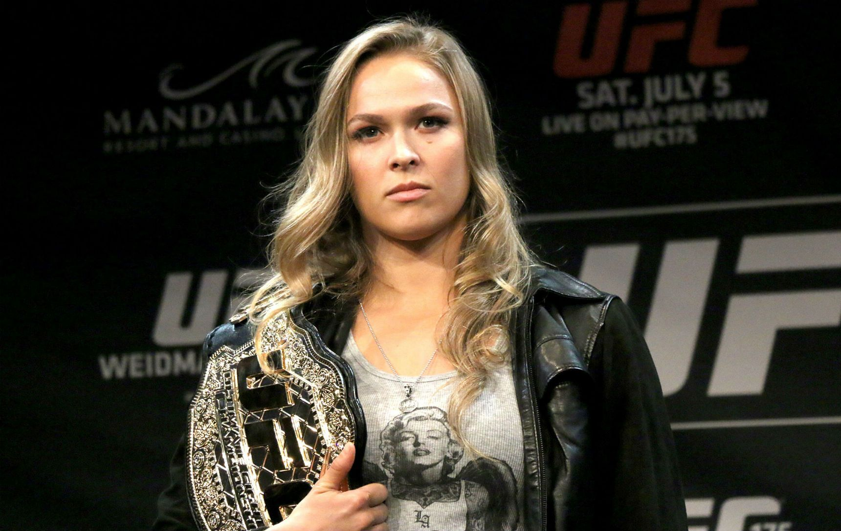 10 Things You Didn't Know About Ronda Rousey