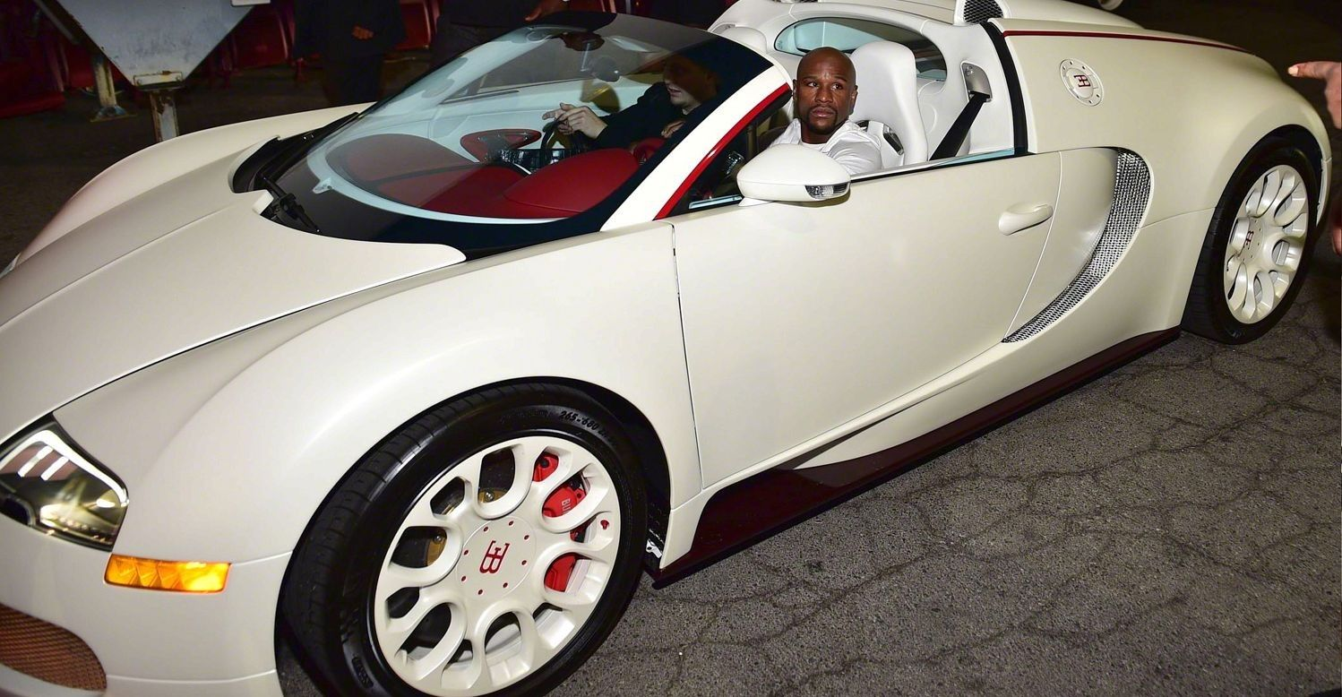 40 Of The Most Luxurious Cars Owned By Celebrities