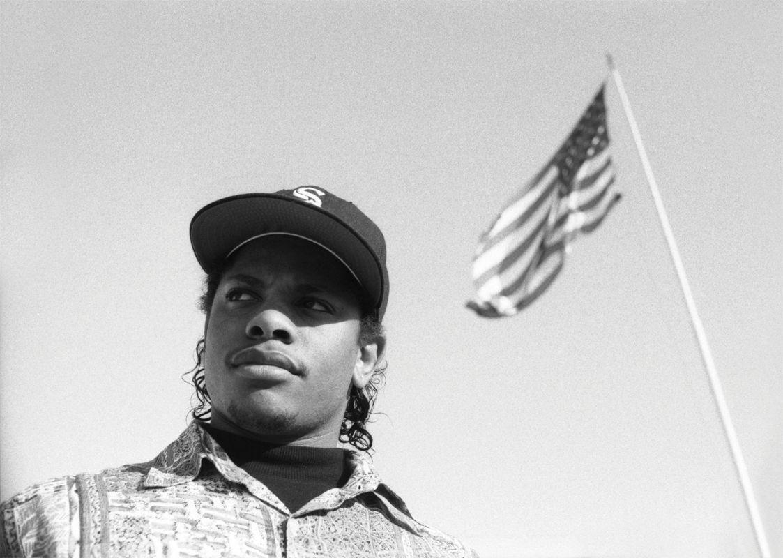 """5. Eric """"Eazy-E"""" Wright"""