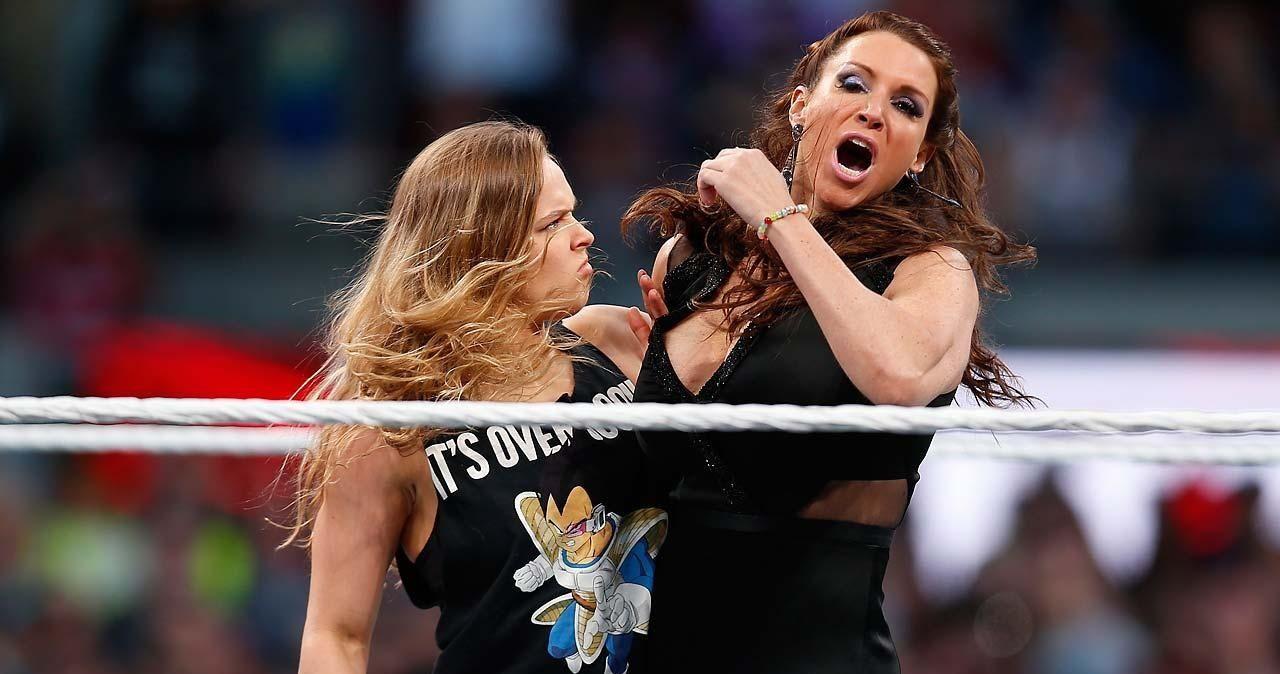 Top 10 Ronda Rousey Moments So Far
